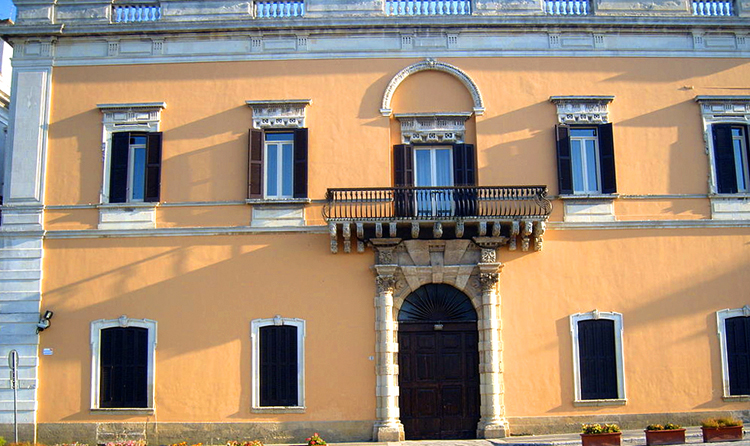 Дворец Монтенегро