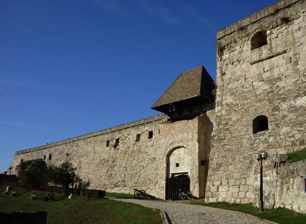 Эгерская крепость