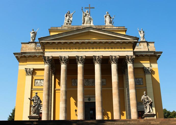 Базилика Святого Иоанна Апостола и Евангелиста, Святого Михаила и Непорочного Зачатия