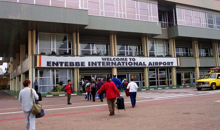 Международный аэропорт Энтеббе