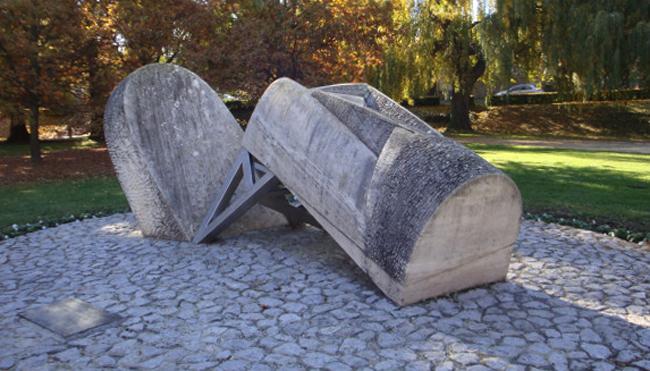 Монумент в память евреям