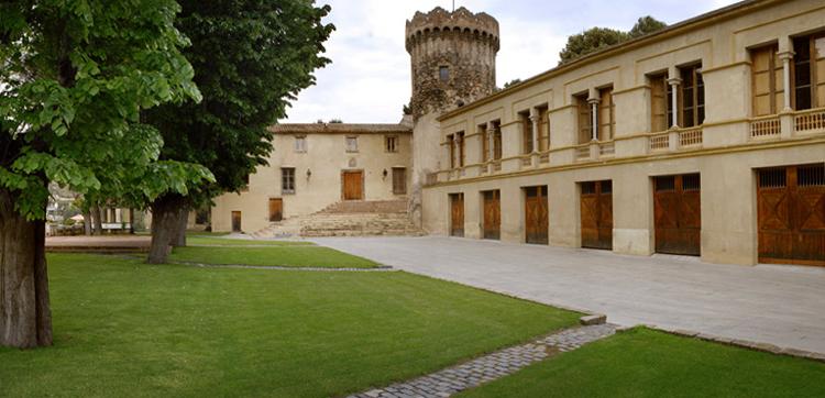 Дворец-замок Кан-Ратес