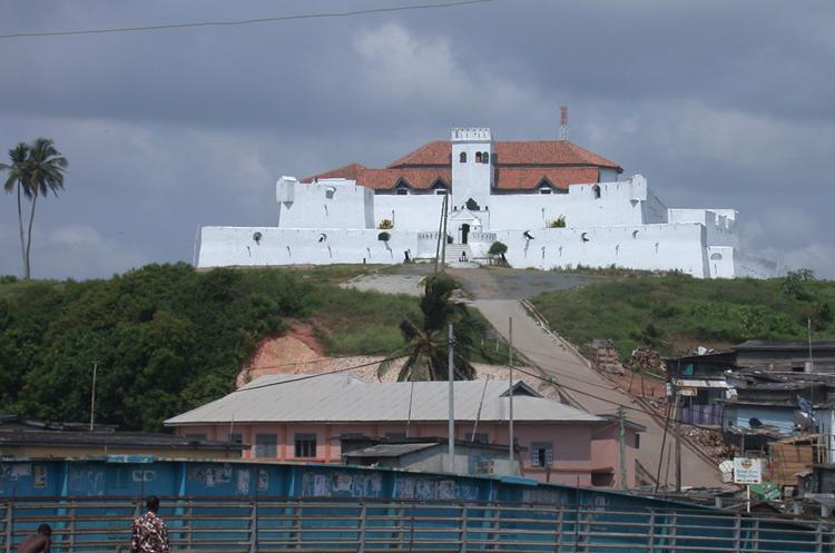 Крепость Санкт-Яго
