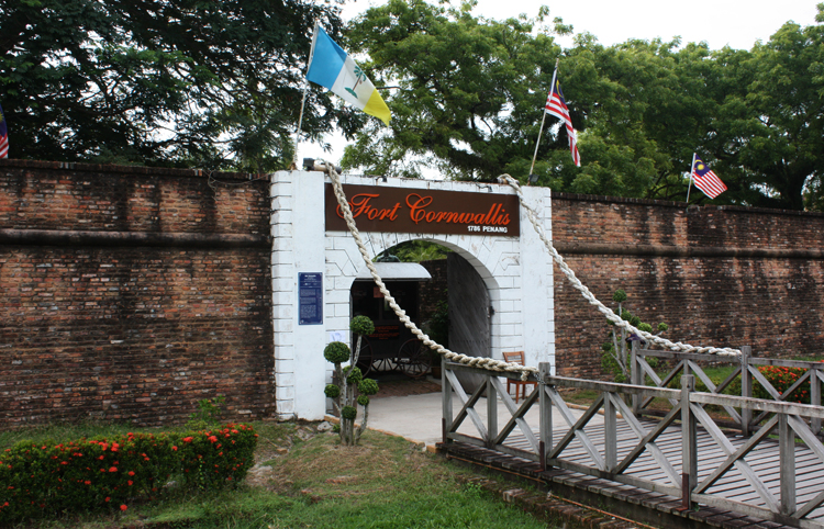 Форт Корнуэллис