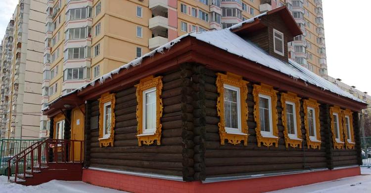 Дом-музей лётчика-истребителя И. И. Иванова