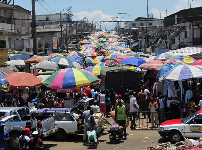 Рынок Мон-Буэ