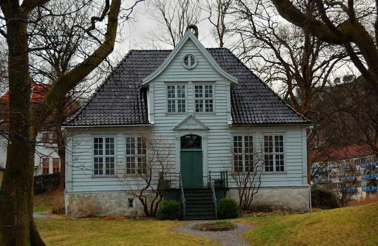Музей «Старый Берген»