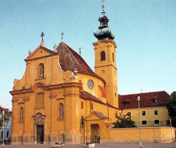 Церковь кармелитов