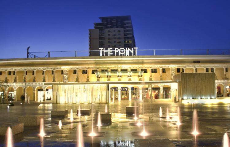 Торговый центр «The Point»