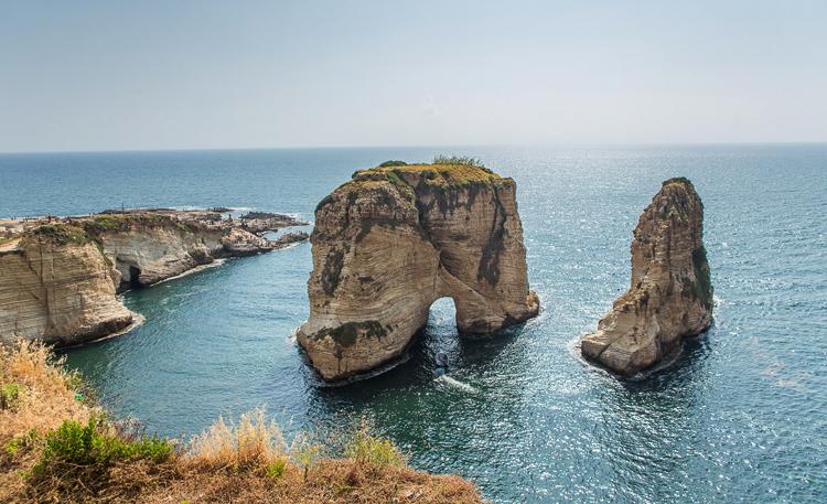 Голубиные скалы