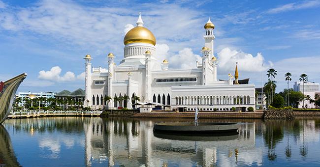Мечеть Омар-Али-Сайфуддин