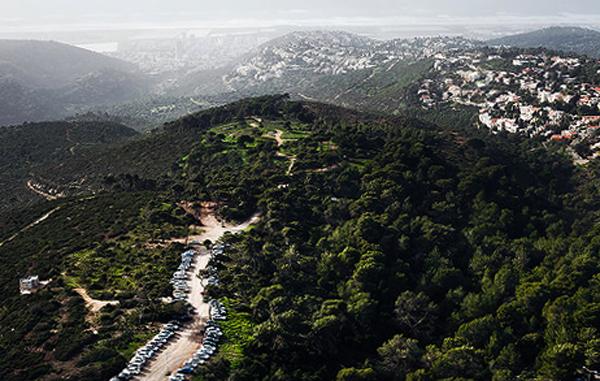 Библейская гора Кармель