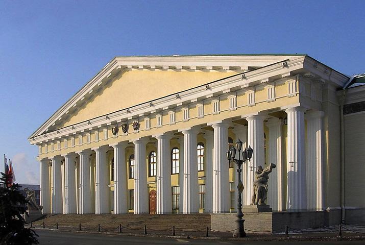 """Горный музей Национального минерально-сырьевого университета """"Горный"""""""