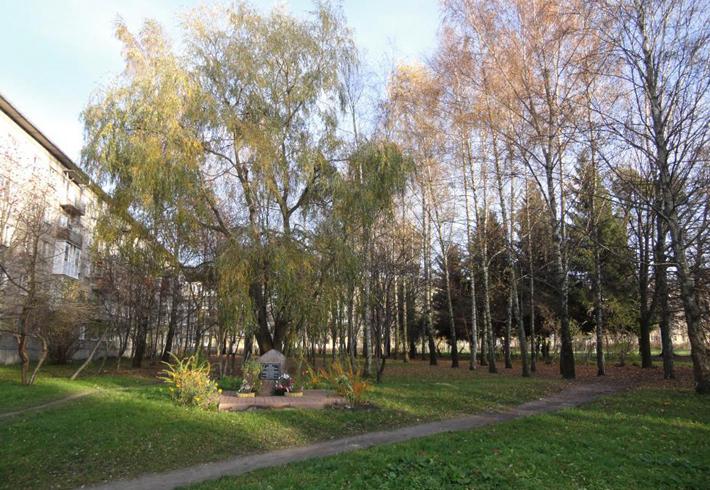 Сквер 40-летия Победы