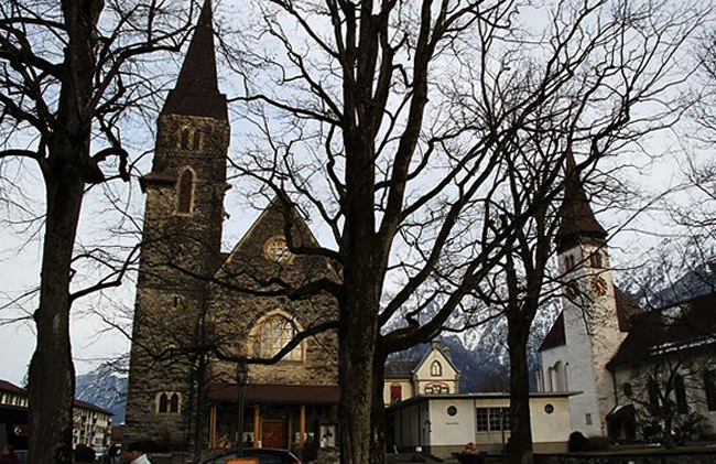 Августинский монастырь