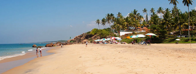 Пляж Хава