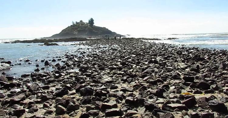 Остров Хонба