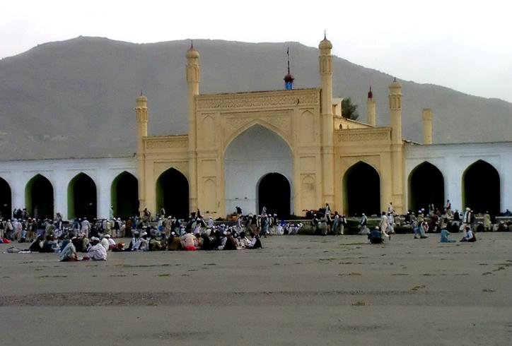 Мечеть Ид Гах