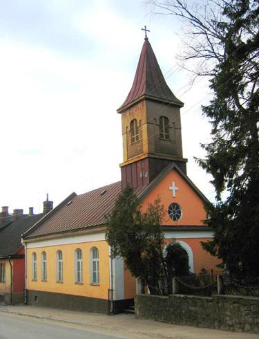 Цесисская римско-католическая церковь