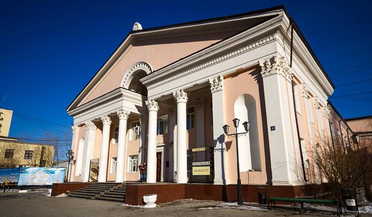Русский драматический театр имени А.С. Пушкина
