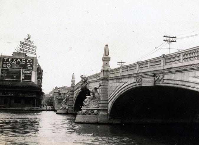 Мост Джонс-Бридж