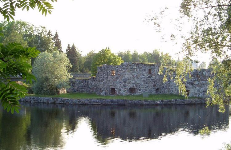 Замок Каяни