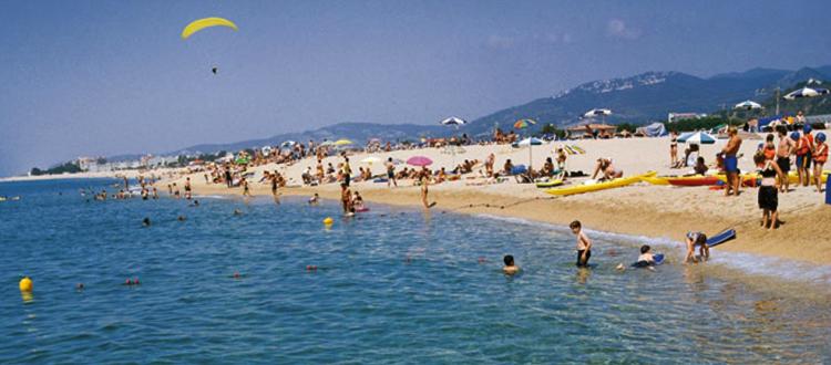 Пляж Калетес