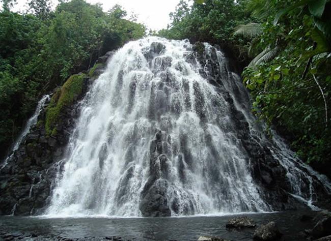 Водопад «Кепирохи»