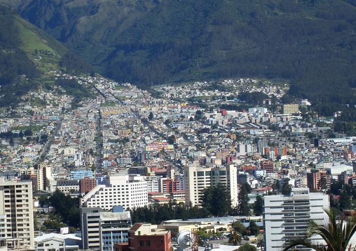 Столица Эквадора – Кито