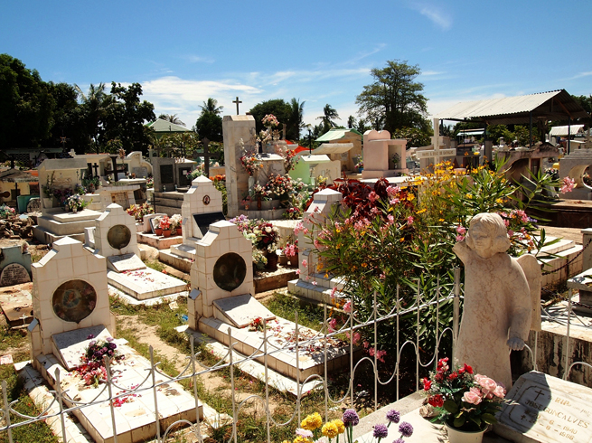 Кладбище Санта-Крус
