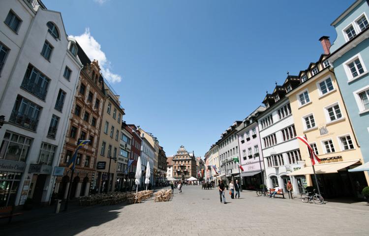 Старый центр города