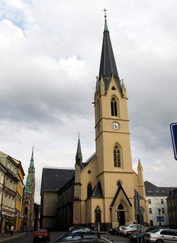 Костёл Святого Антония Великого