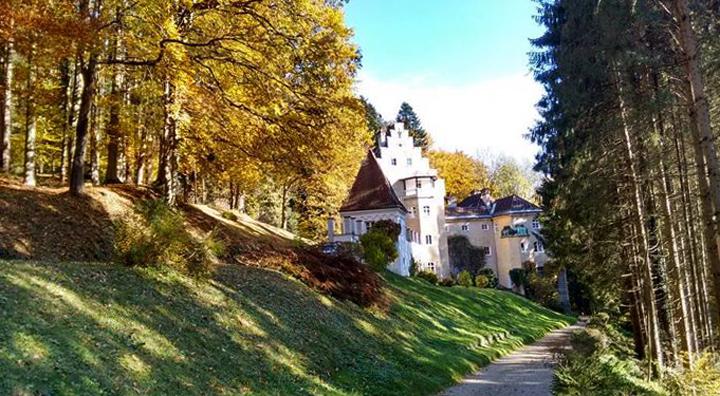 Замок Хохенштаффинг
