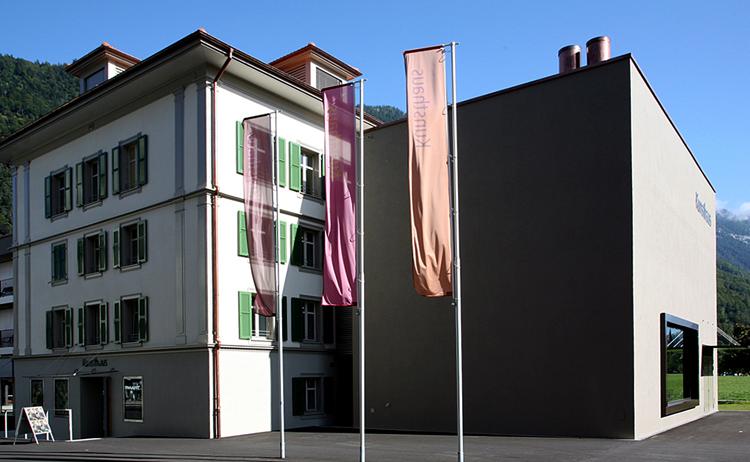 Музей Интерлакена Kunsthaus