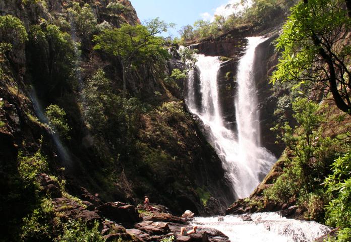 Водопад Кундалила