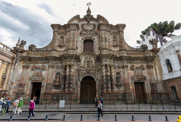 Церковь Ла Компанья