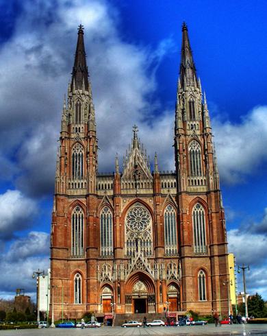 Кафедральный собор Ла-Платы