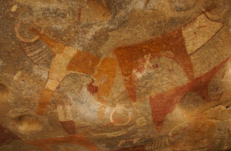 Пещерный комплекс Лас Гил