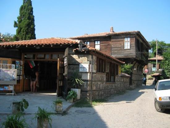 Дом-галерея Ласкаридис