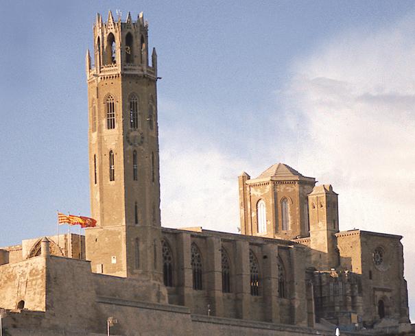Старопрестольный собор Лериды