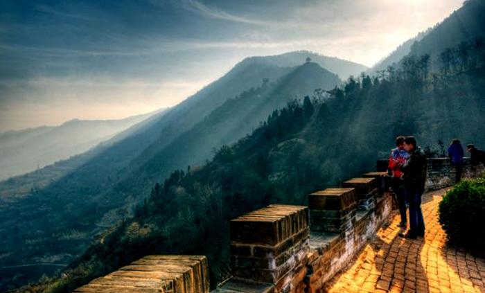 Гора Лишань