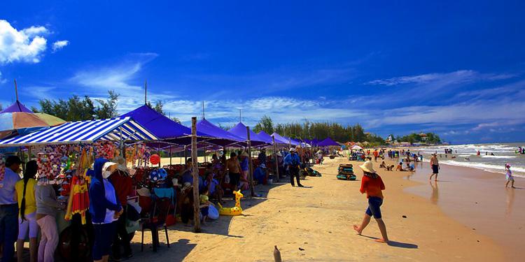 Лонг Хай пляжи
