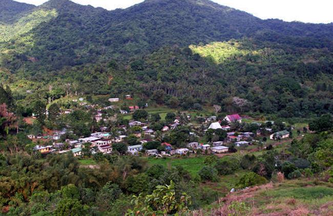 Деревня Ловони