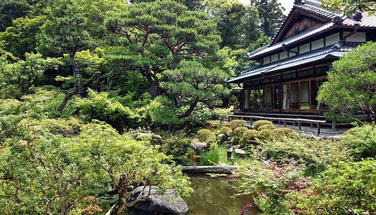 Сад Исуй-эн