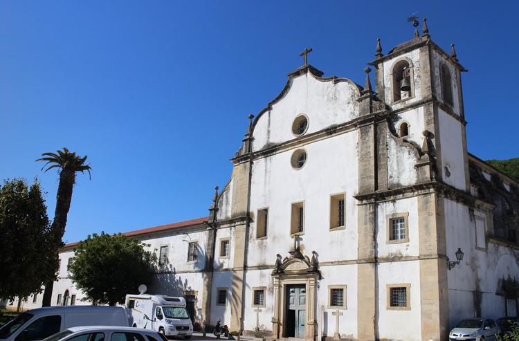 Церковь Сан-Франсишку
