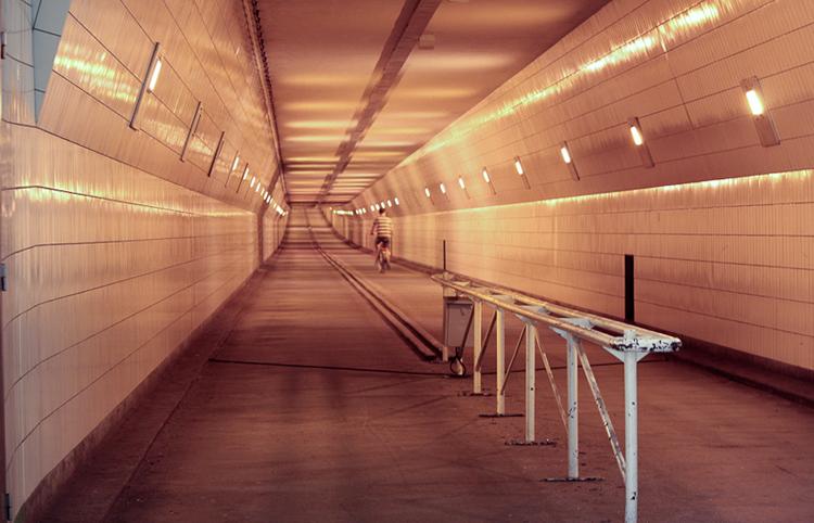 Маасский тоннель