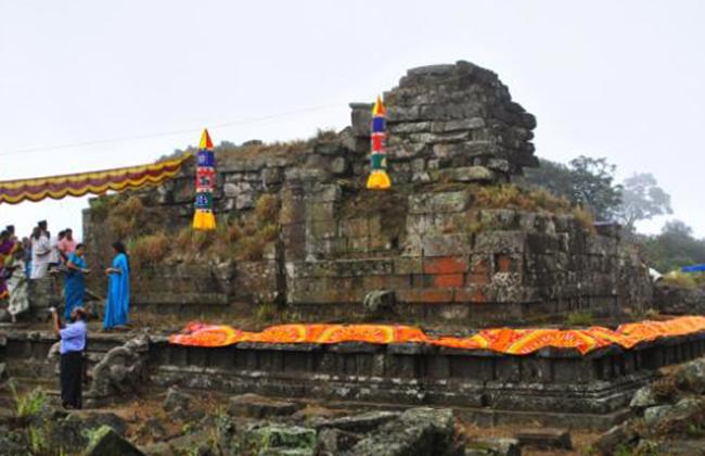 Храм Мангала Деви