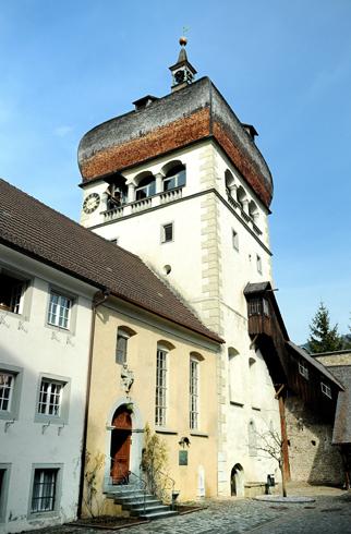 Башня святого Мартина