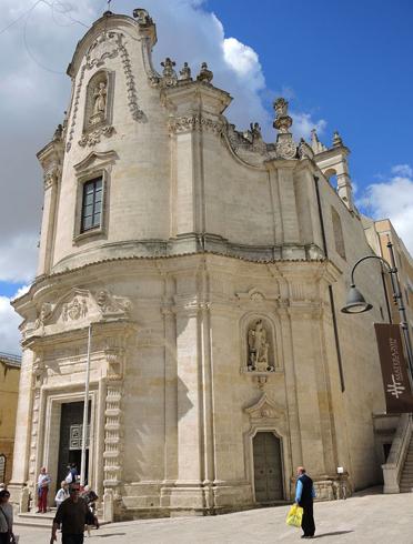 Церковь Страданий