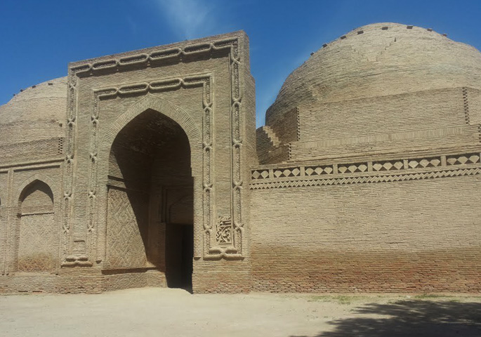 Мавзолей Ходжа Машхад